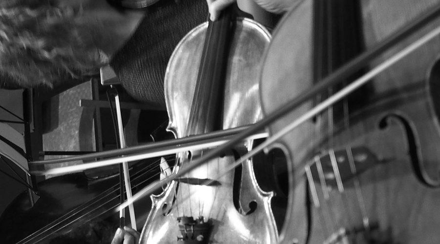 Violons enregistrement Hypsophonia 19h47