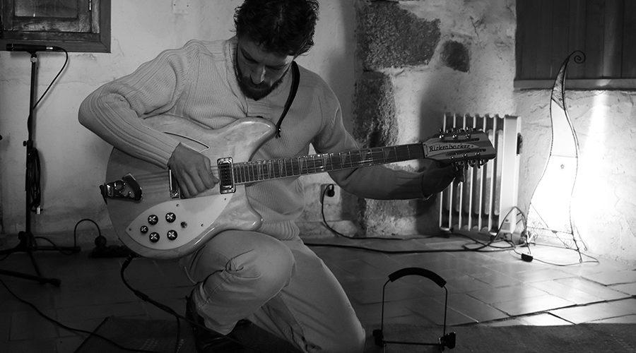 Thomas Ezekiel guitare